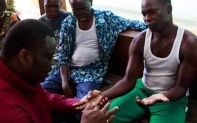 La lutte contre la lèpre au Bénin