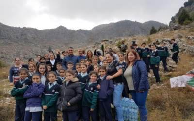 Mission d'animation pour les écoles de la Sainte Famille maronite