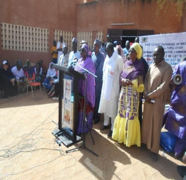 Journée Mondiale des Lépreux 2018 au Niger