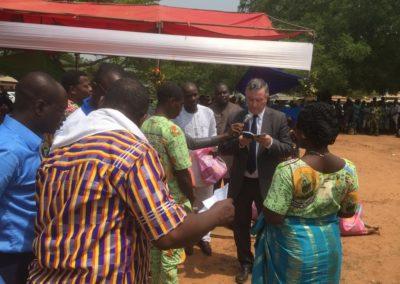 JML au Bénin