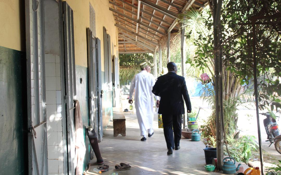 Mali : Immersion au cœur du service de léprologie de Bamako