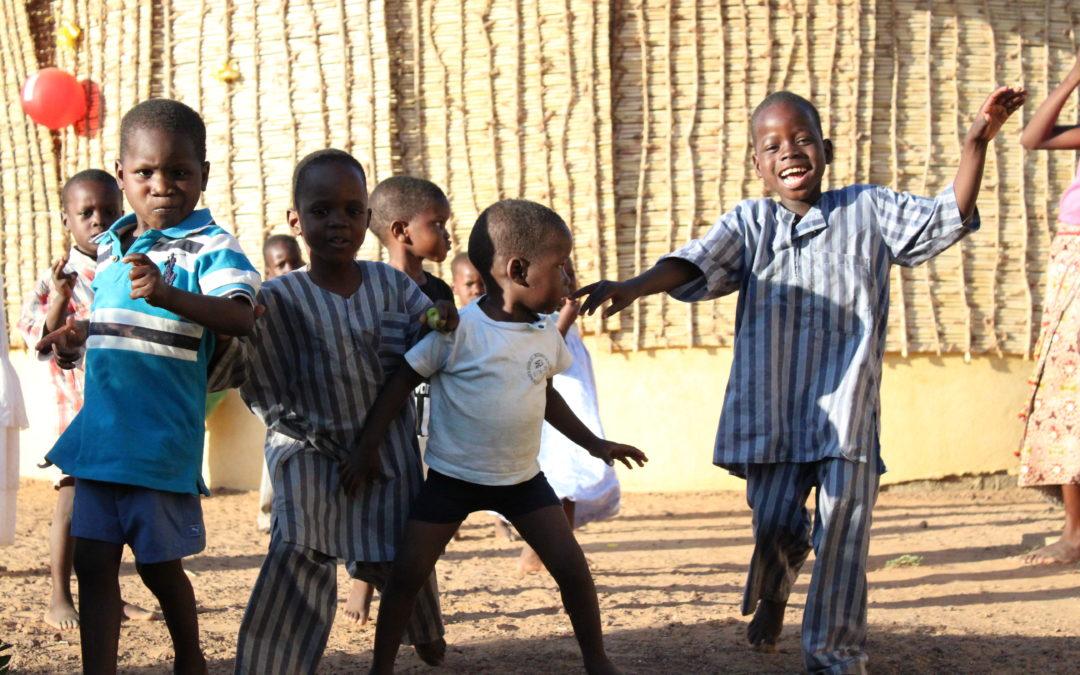 Mali : Un orphelinat au cœur de la guerre