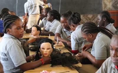 «Les femmes sont l'avenir de l'Afrique»