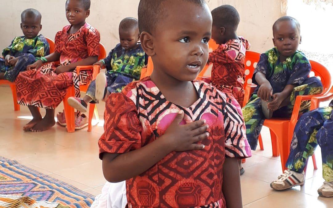 Course des Héros 2019 : Courez pour les orphelins de Yenguudi !
