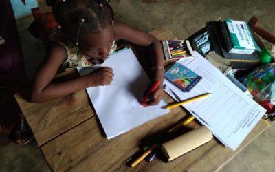 L'école pour tous au Bénin