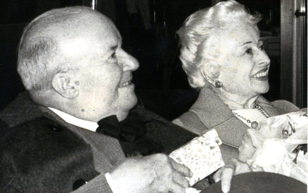 Madeleine et Raoul Follereau : Un couple dont l'histoire ne doit « pas être passée sous silence »
