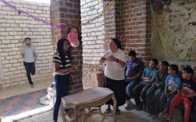 Promouvoir l'engagement de la jeunesse au Moyen Orient