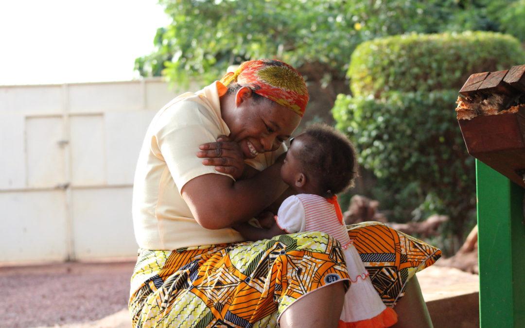 Un centre au secours des orphelins du Burkina Faso