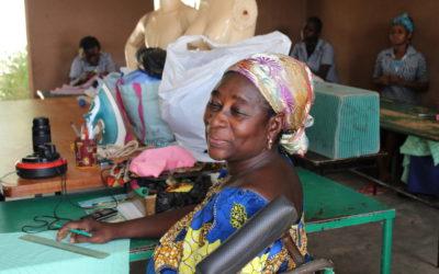 Burkina Faso : un centre de formation professionnelle hors du commun