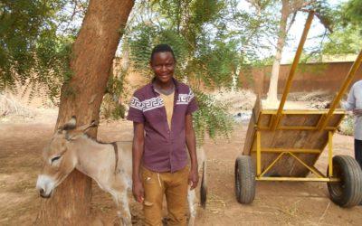 Un nouveau projet de réinsertion des anciens malades de la lèpre au Niger