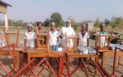 Bénin : Une nouvelle vie après avoir échappé au mariage forcé
