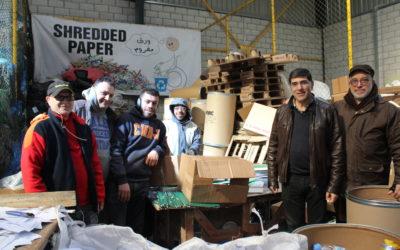 Liban : Un centre de tri unique au monde