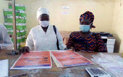 L'aide s'adapte à la crise sanitaire en Afrique et au Liban