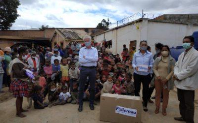 Madagascar : L'aide aux sans-abris devrait se pérenniser