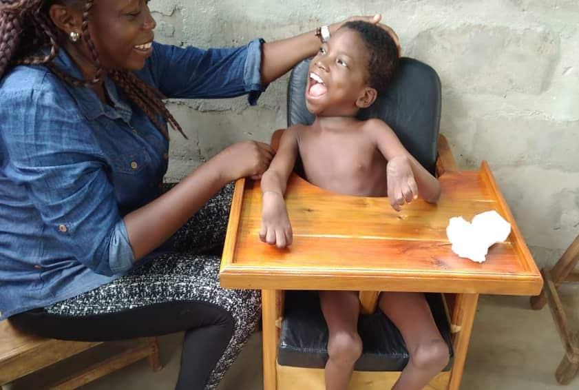 Jovincia : « L'enfant handicapé a le droit d'être éduqué. »