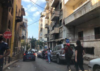 6 Beyrouth 6 août 2020