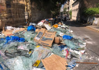 1 Beyrouth 6 août 2020