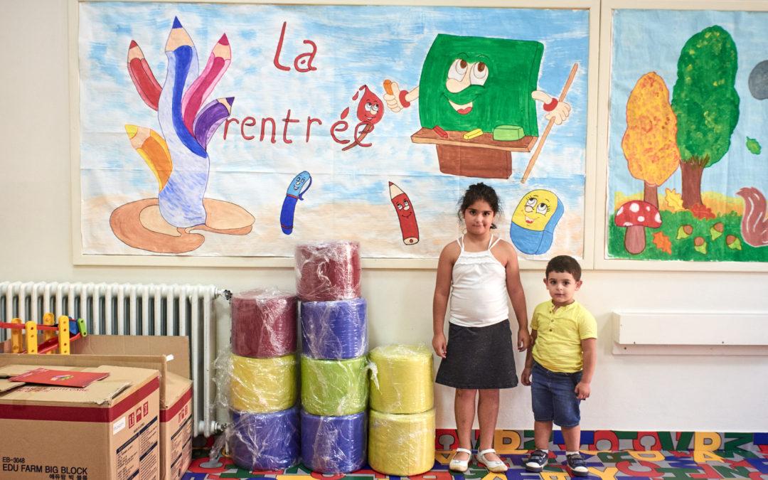 Rentrée scolaire au Liban : « Le gouvernement a fait de nous des mendiants. »