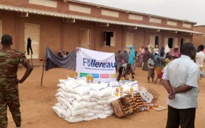 Niger : La Fondation Raoul Follereau se mobilise pour les victimes des inondations