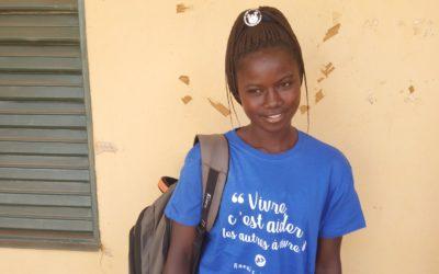 Burkina Faso : Alexine, 25 ans, ancienne malade de la lèpre