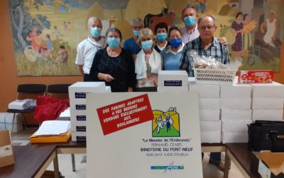 France : Lumière sur l'opération Blé de la Sainte Barbe
