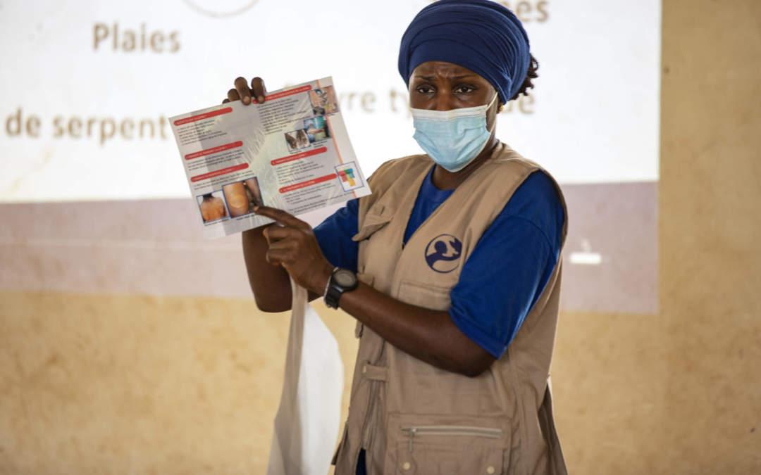 Côte d'Ivoire : Un projet avec une approche inédite dans la lutte contre la lèpre
