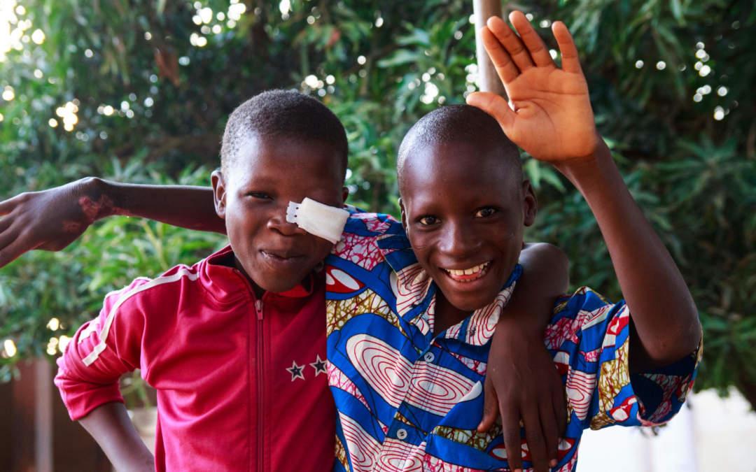 Bénin : L'école pour se reconstruire après la lèpre