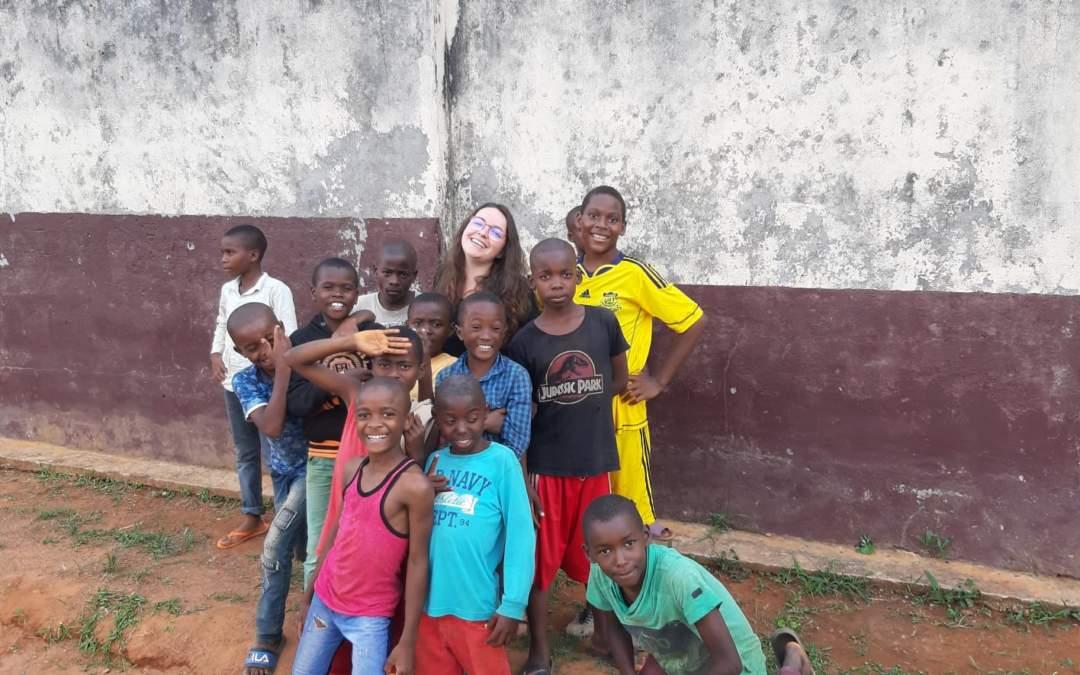 Cameroun : Laura témoigne de sa mission de volontariat au Foyer Saint Jean Bosco