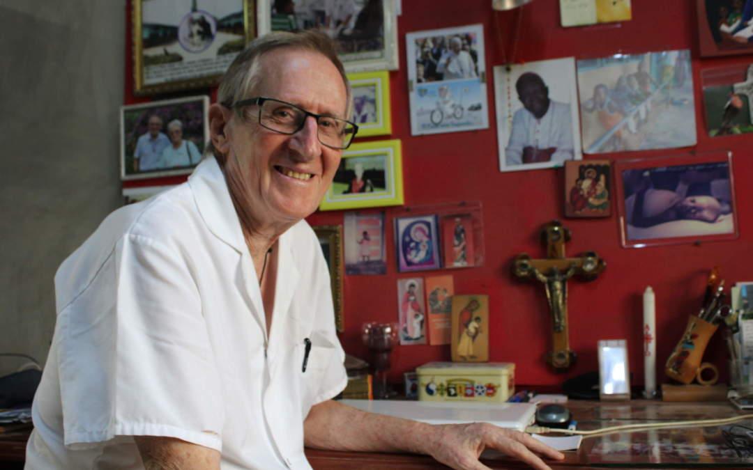 Bénin : Le père Steunou fête ses 50 ans au service des plus pauvres
