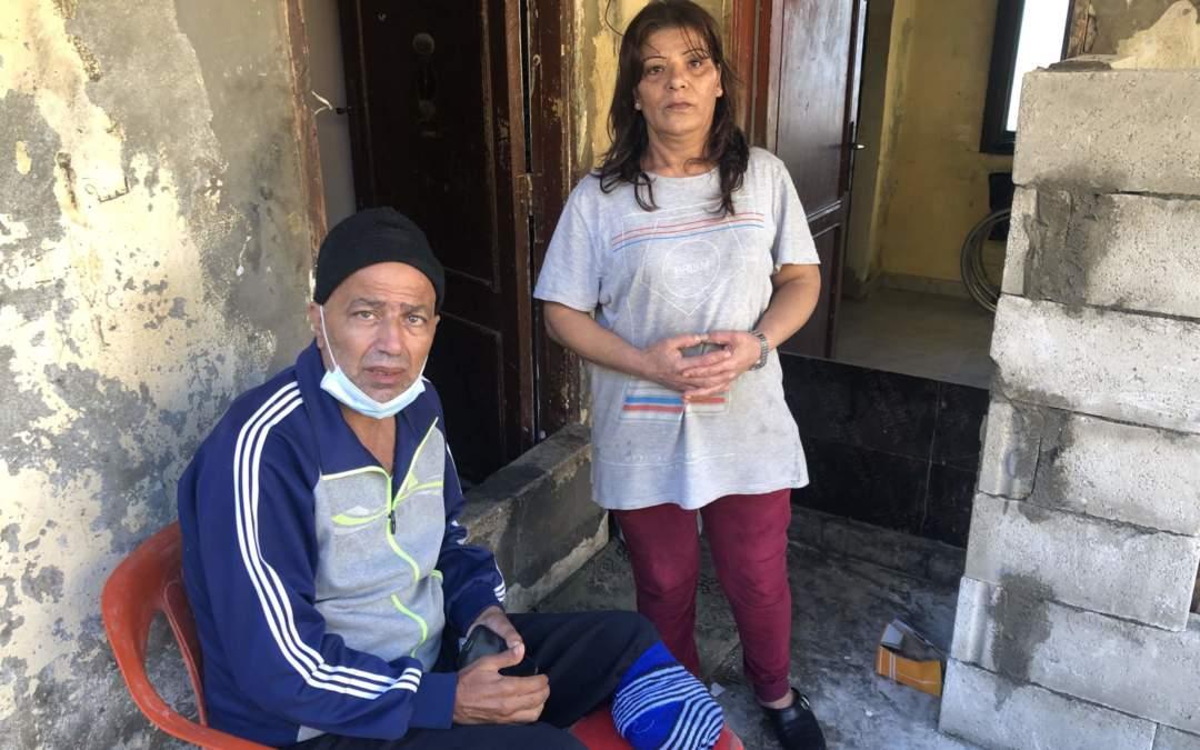 Liban : Le combat de la famille Marj