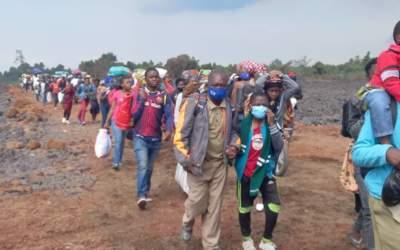 RDC : L'éruption du volcan Nyiragongo menace la vie de milliers de personnes
