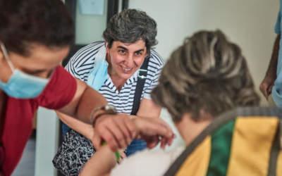 Liban : Le cri du cœur de la présidente d'Anta Akhi