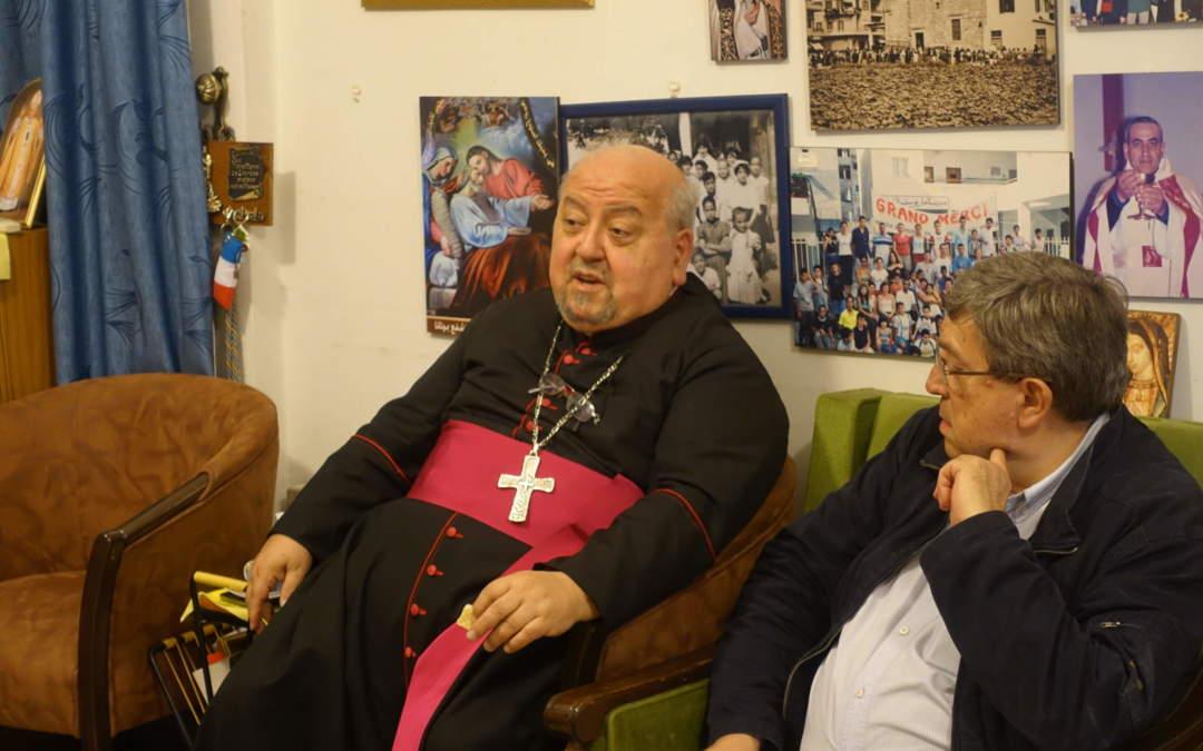 Syrie : L'appel à l'Espérance de Monseigneur Samir Nassar