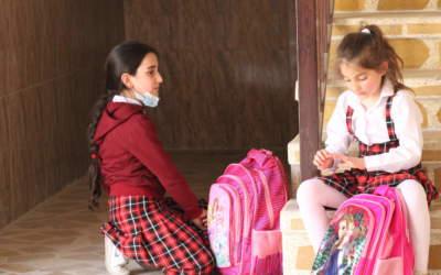 Irak : L'école de Qaraqosh est une lueur d'espoir